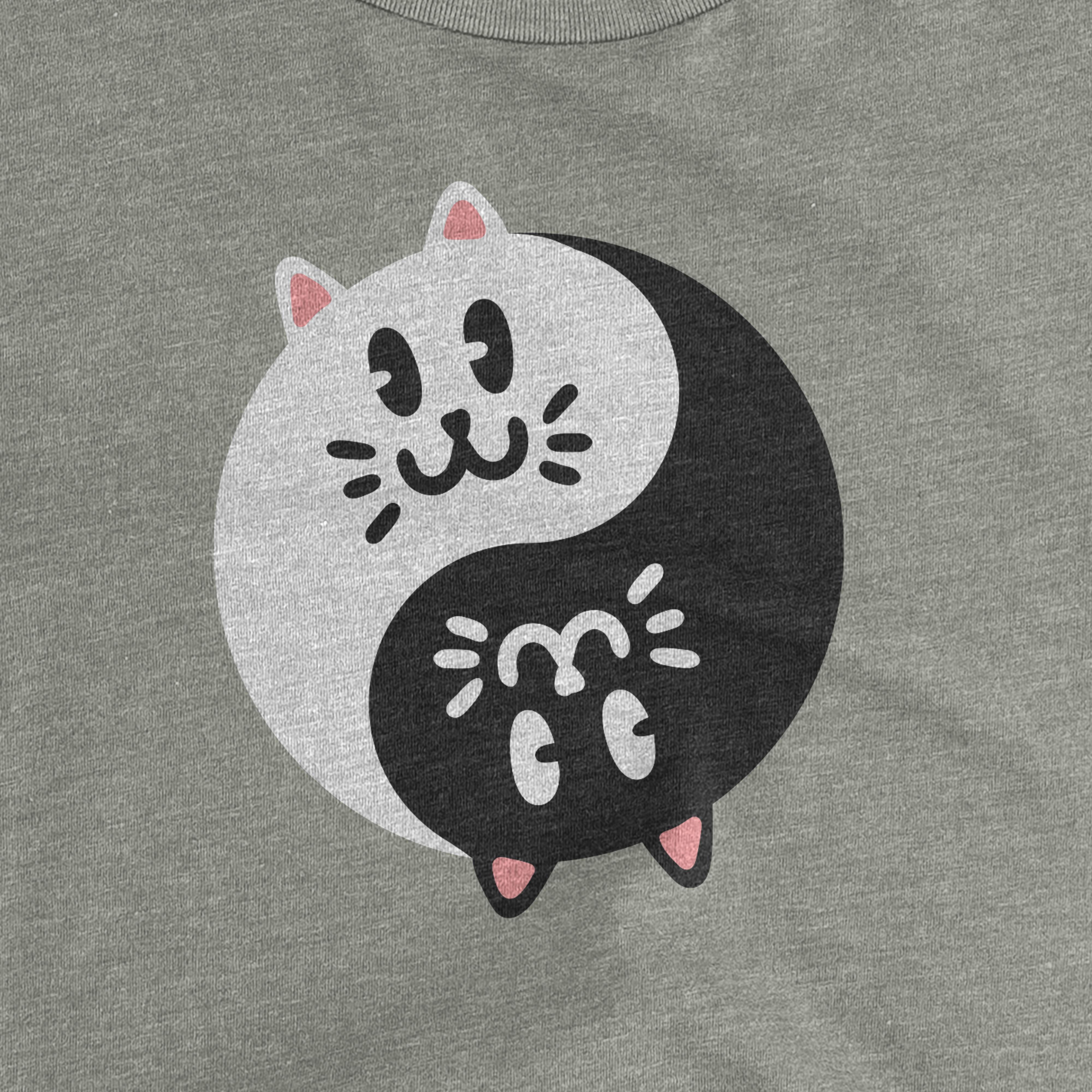 Kitty Yin Yang