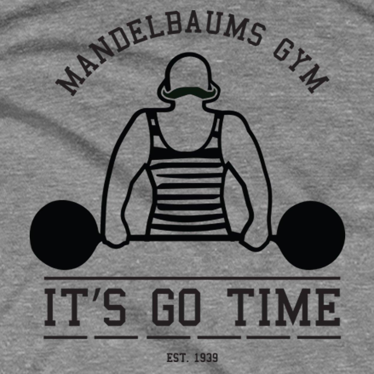 Mandelbaum's Gym T-Shirt