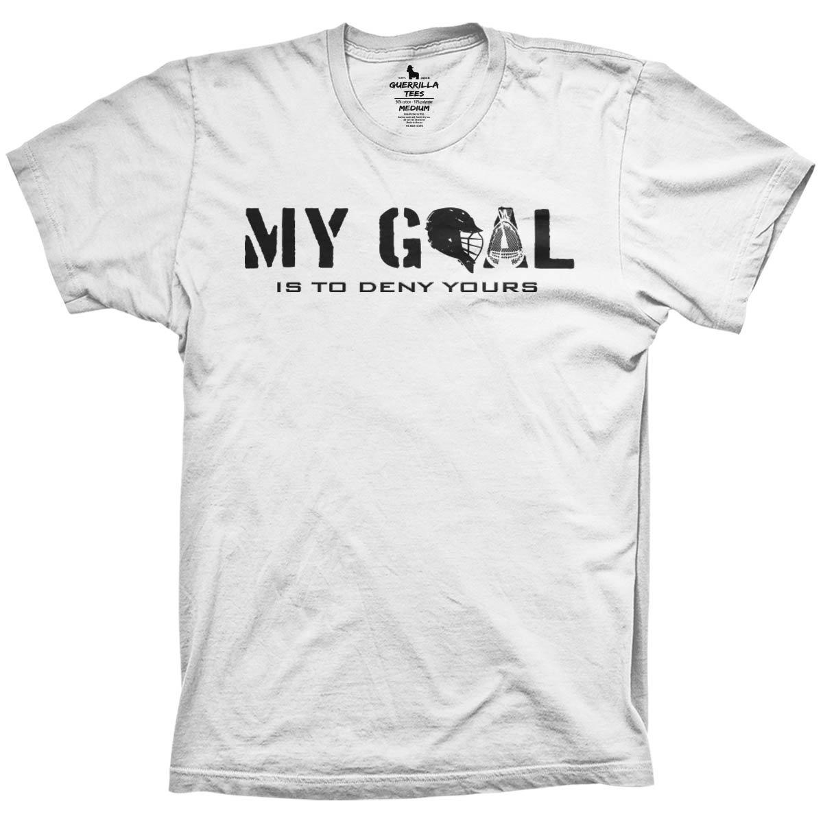 My Goal Lacrosse T-Shirt