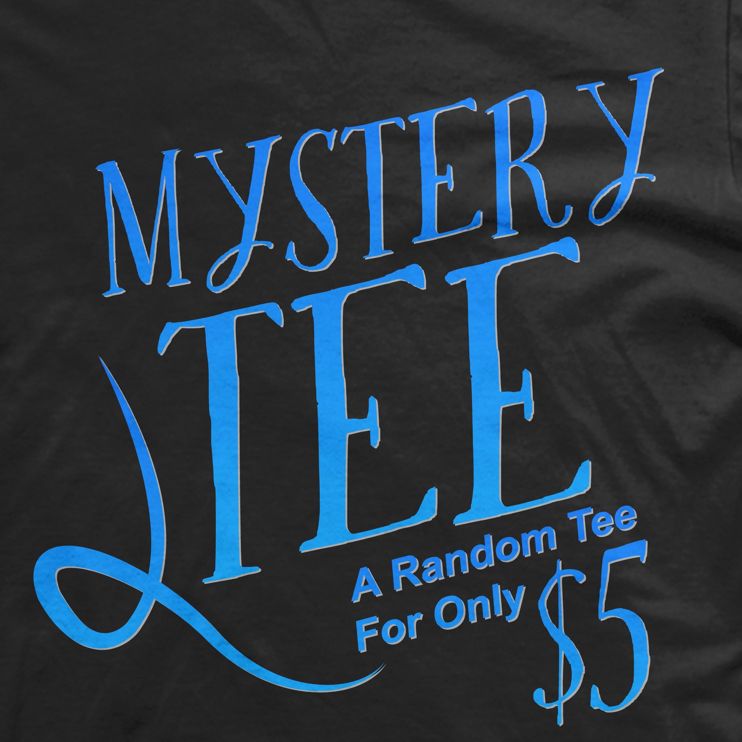 Men's Mystery T-Shirt