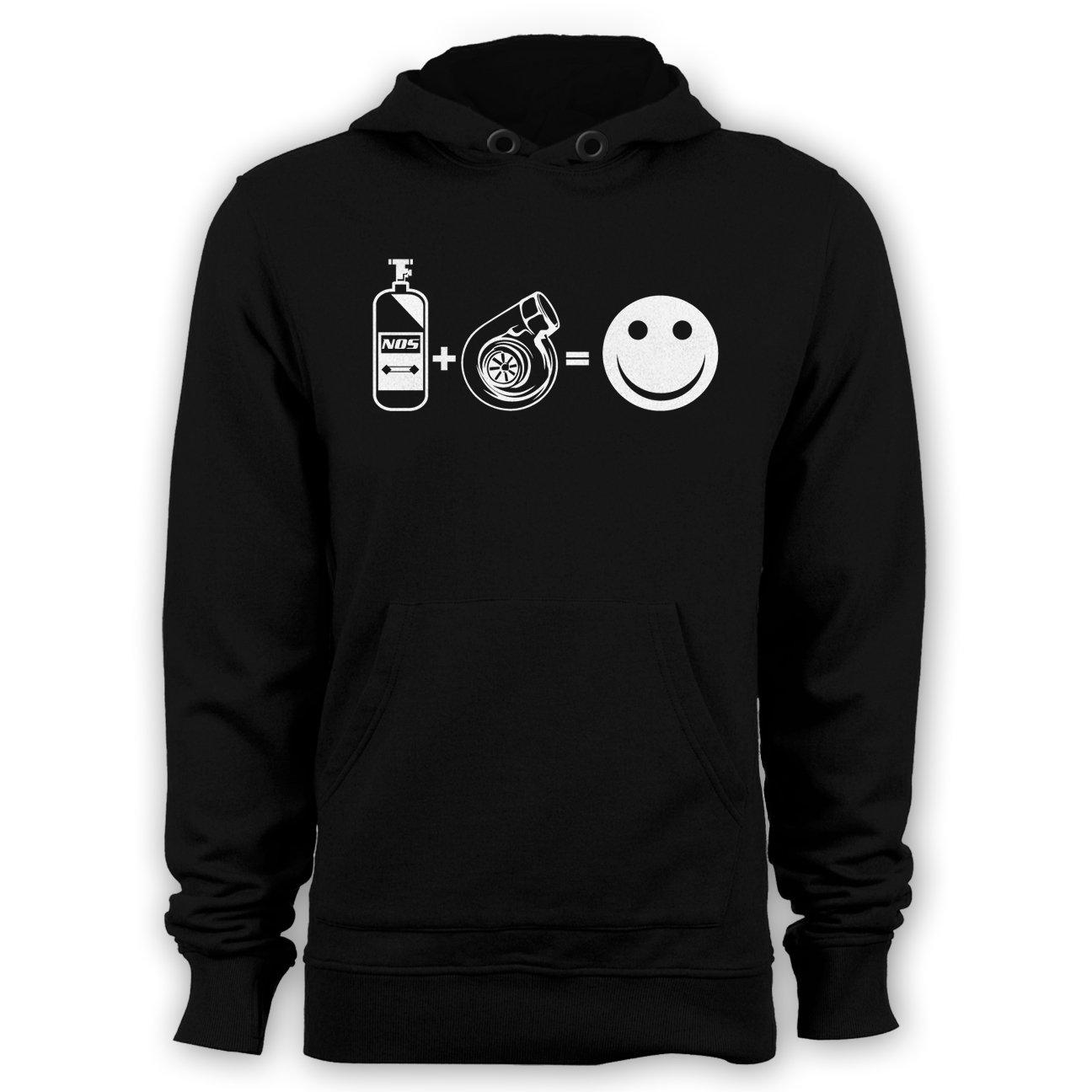 NOS+Turbo=Happy hoodie