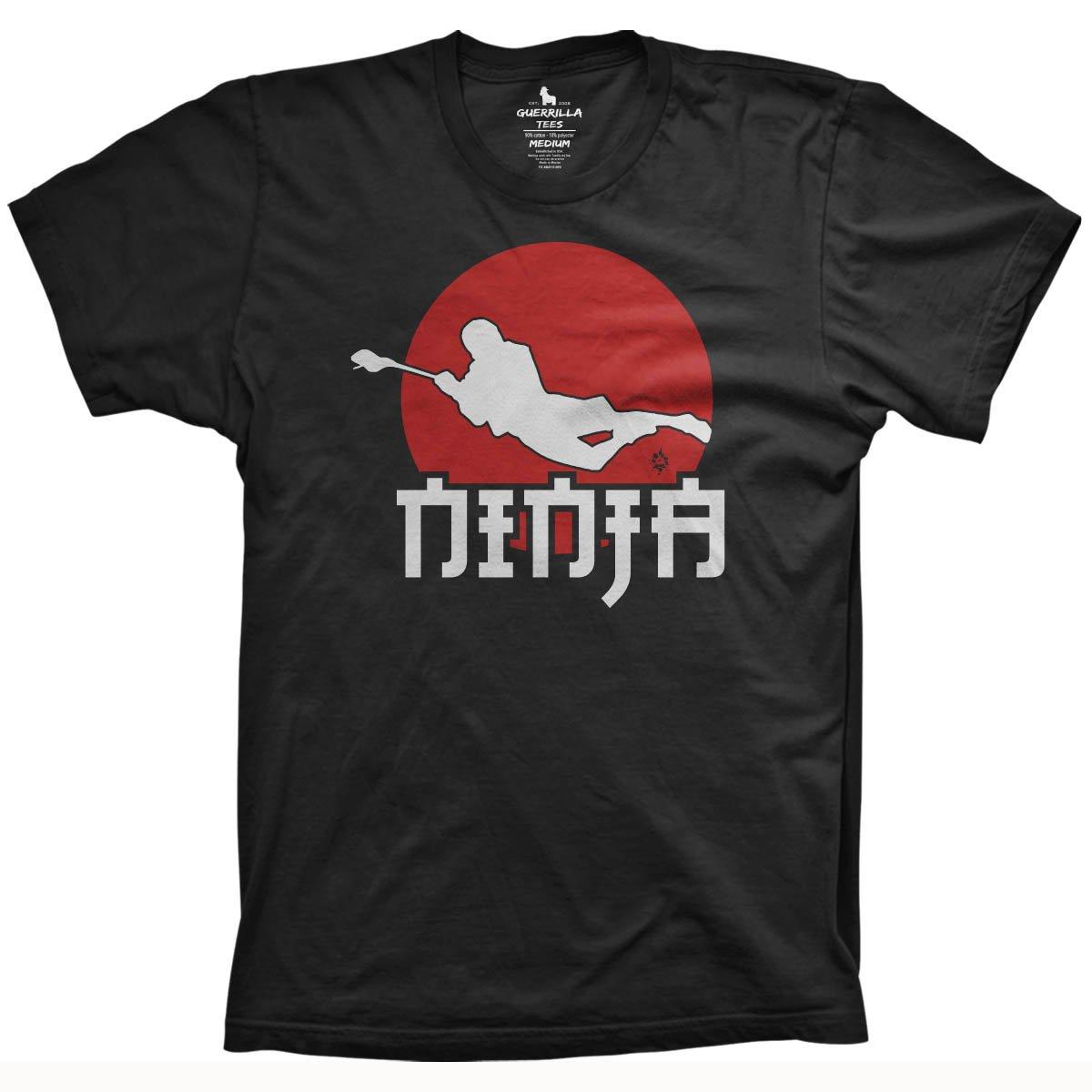 Lacrosse Ninja T-Shirt