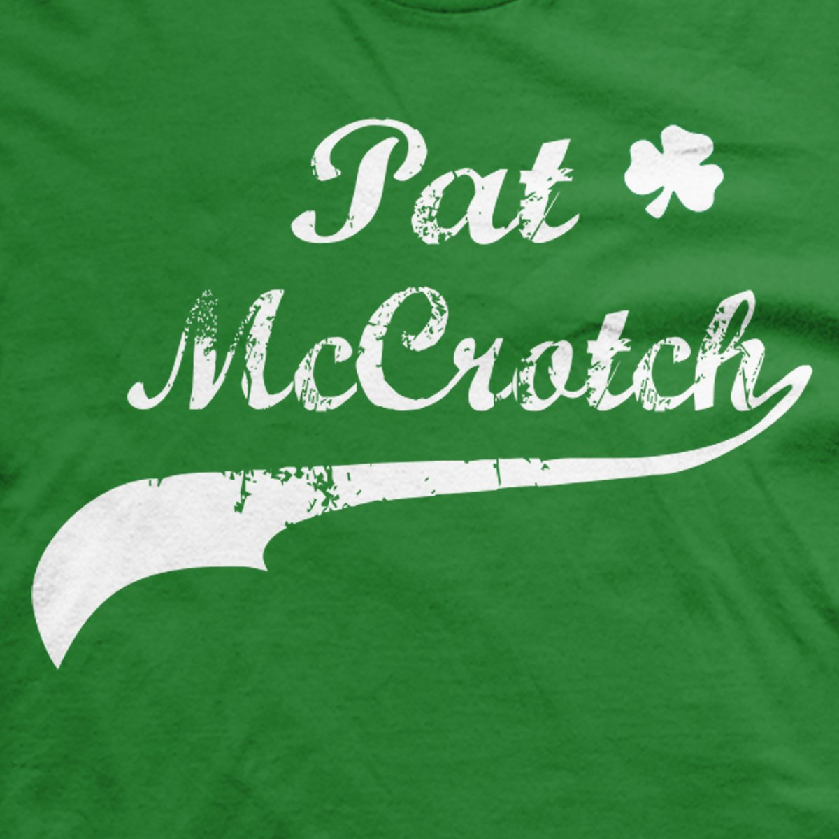 Pat McCrotch t-shirt