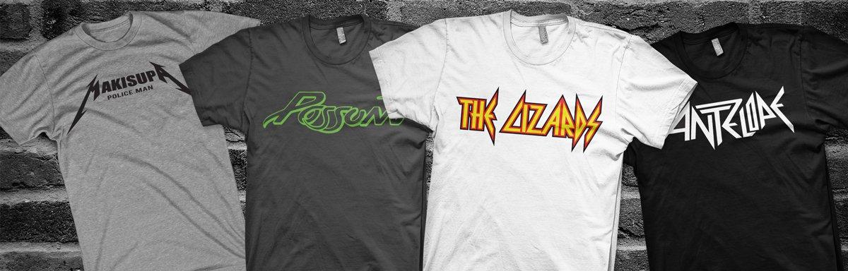 Phish Band T Shirts