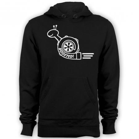 Boosted Hoodie Turbo Charger