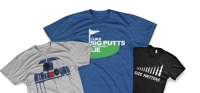 funny outdoor golf shirts