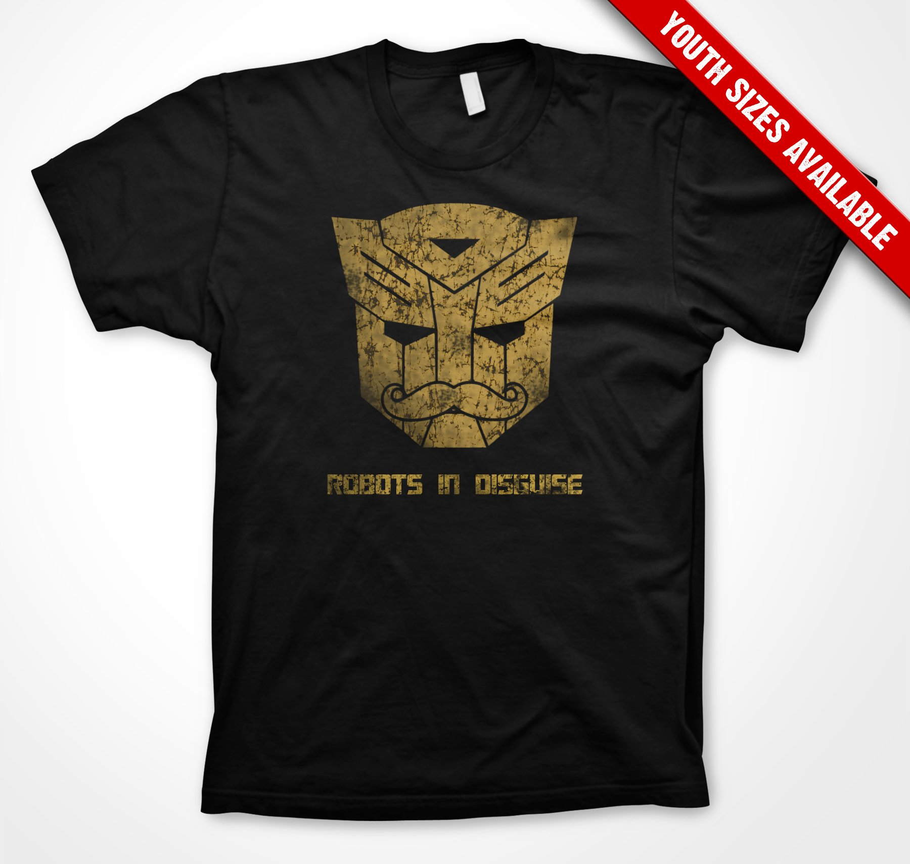 Robots in Disguise T-Shirt
