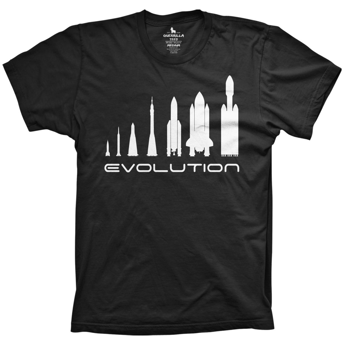 Rocket Evolution