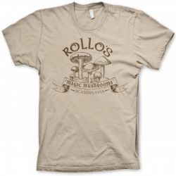 Rollo's Magic Mushrooms T-Shirt