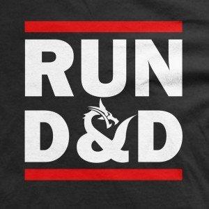 Run D & D T-Shirt