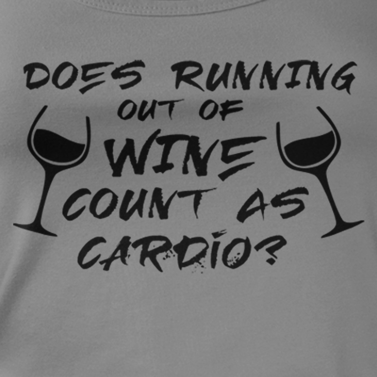 Running Out of Wine Women's Tank Top