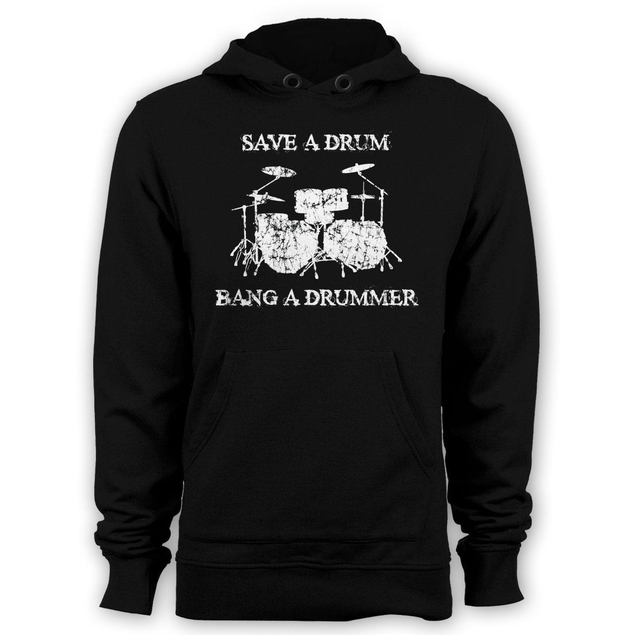Save a Drum Hoodie