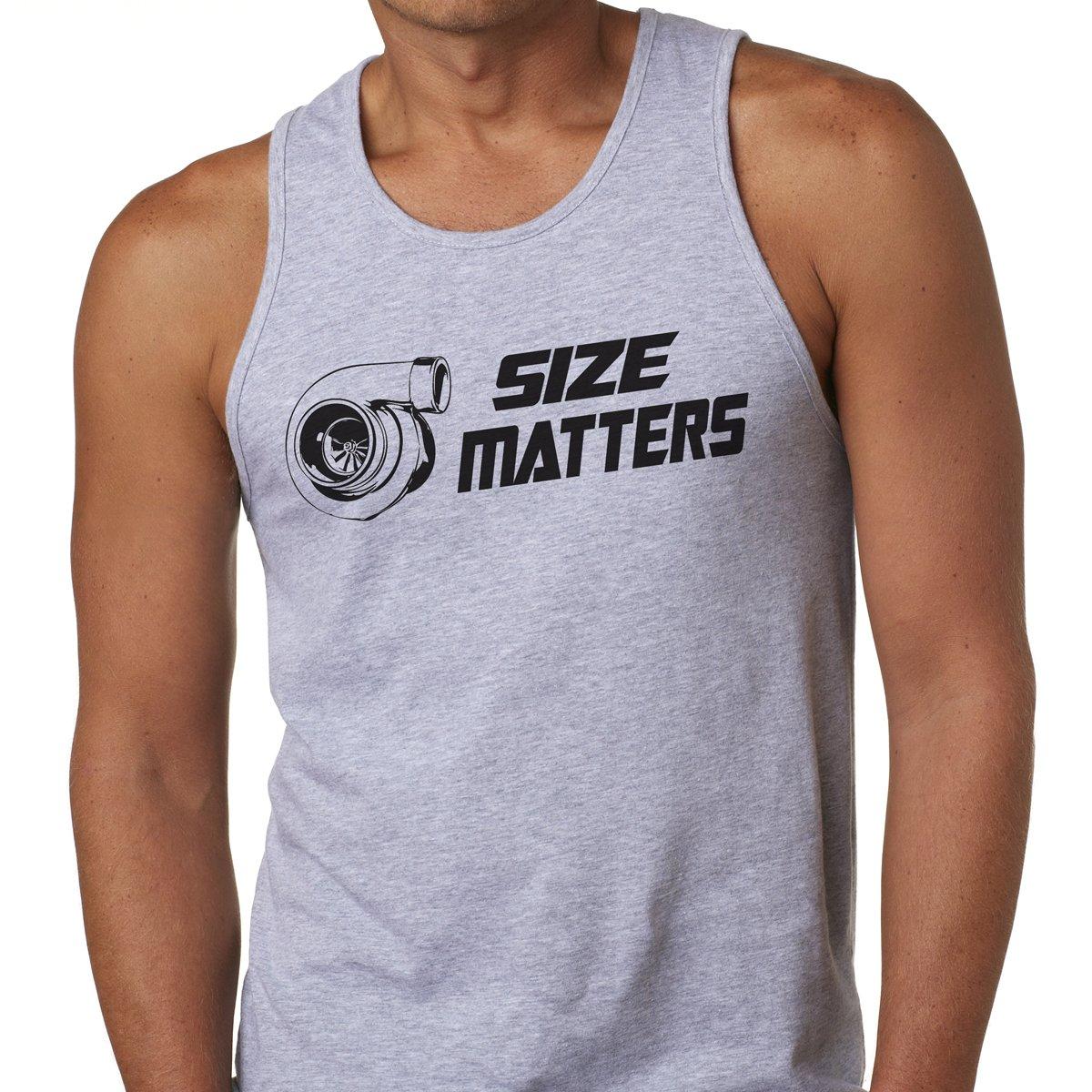 Size Matters Tank Top