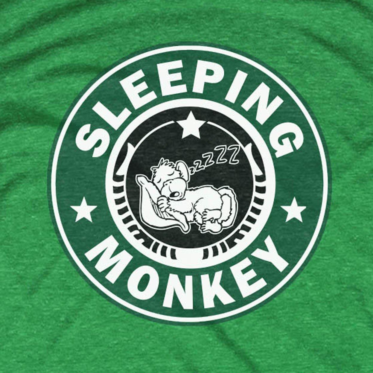 Phish Sleeping Monkey T-shirt