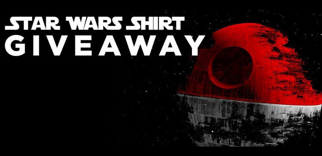 Free star wars shirt