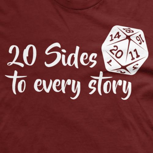 20 Sides