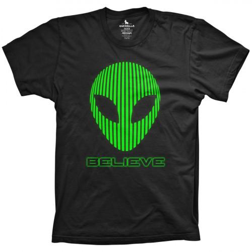 Alien Believe T-Shirt