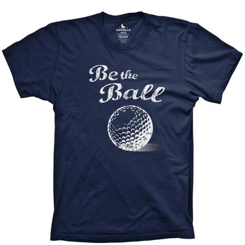 Be the Ball golf shirt