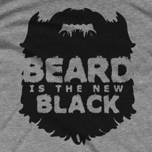 Beard Is The New Black