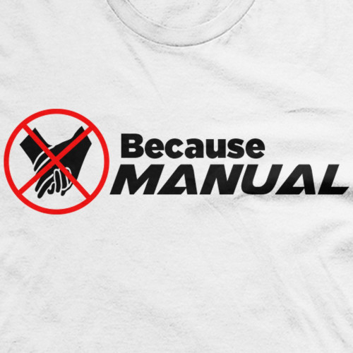 Because Manual