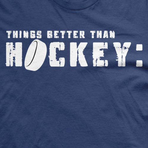 Things Better than Hockey