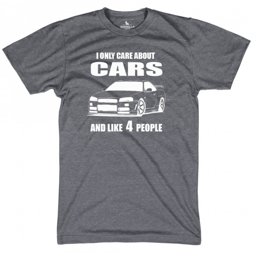 All I Care About is Cars