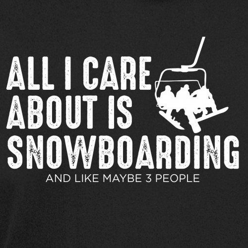 Care Snow Hoodie