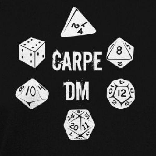 Carpe DM Hoodie