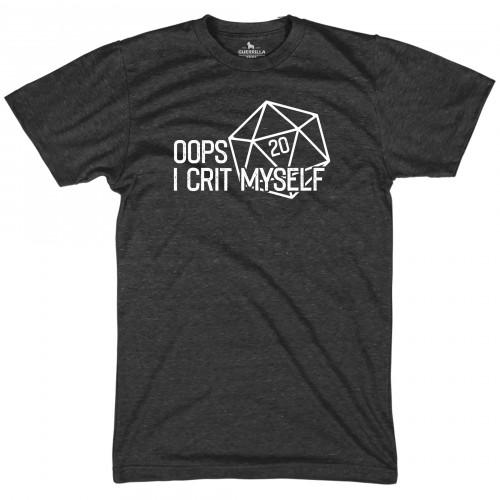 Crit Myself