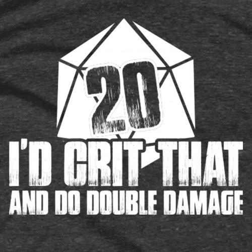 I'd Crit That