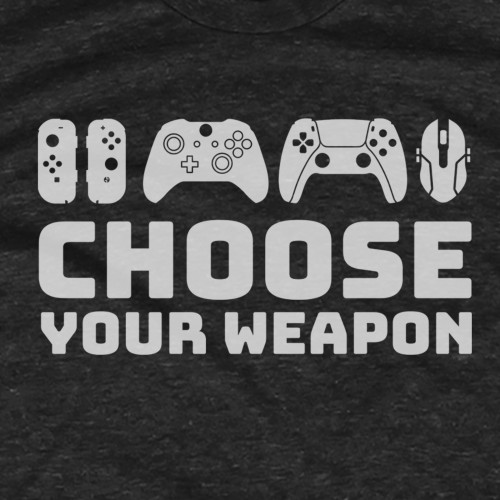 Choose Your Weapon Game - 2021