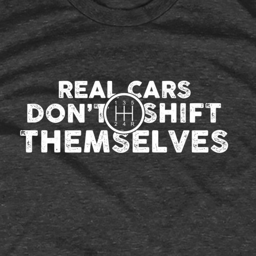 Don't Shift