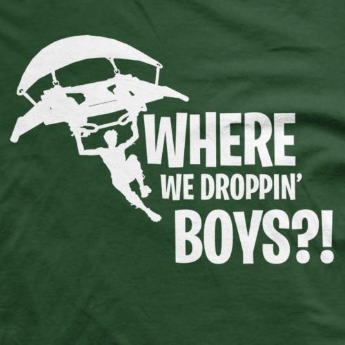 Droppin'
