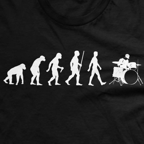Youth Evolution of Drumming