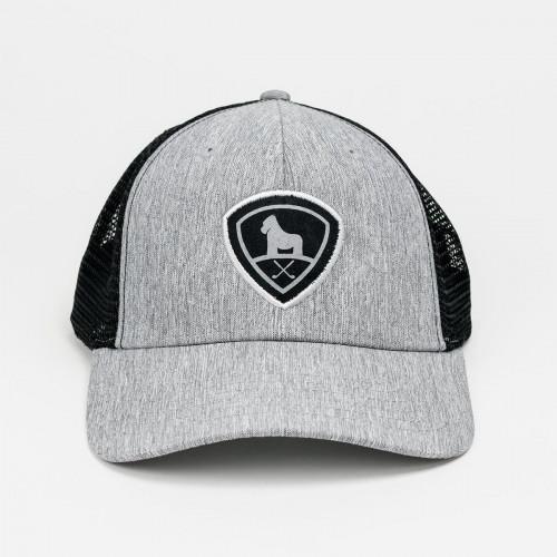 Diamond Applique Trucker