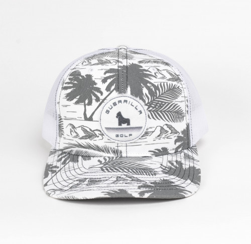Aloha Patch Hat