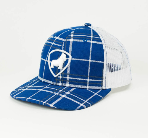 Royal Plaid 3D Shield