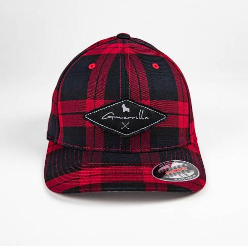 Tartan Plaid Guerrilla Golf Hat