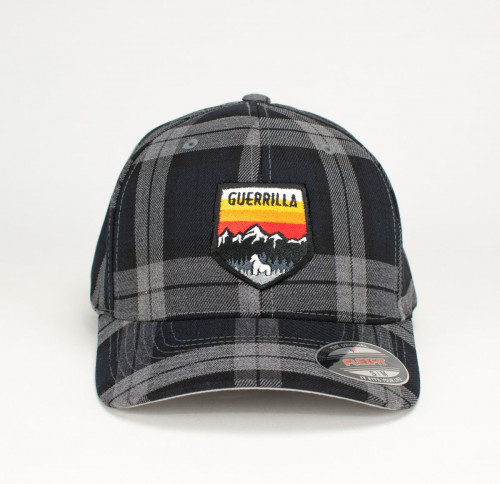 Guerrilla Plaid Fade