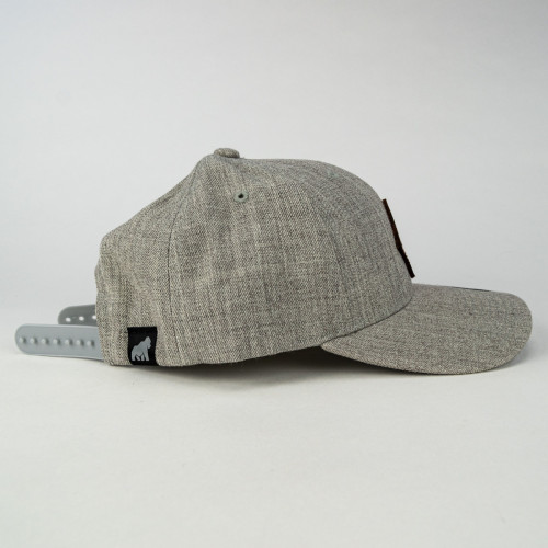 Stone Leather D&D Low profile Snapback