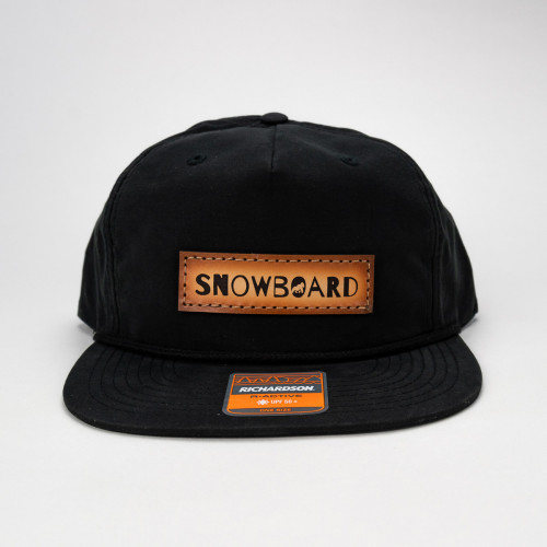 Snowboarding Text Roper