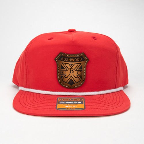 Leather Bushwood Hat