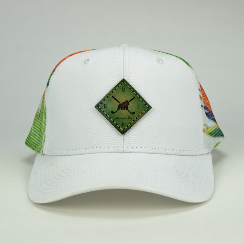 Guerrilla Golf White Tropical Diamond