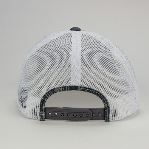 Double G Leather Patch Hat