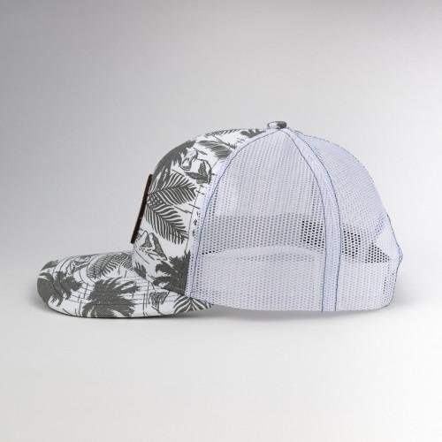 Leather Aloha Hat
