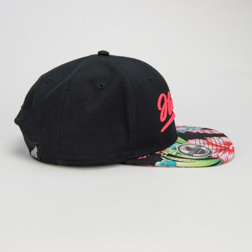 Hacker Puff Stitch Cap