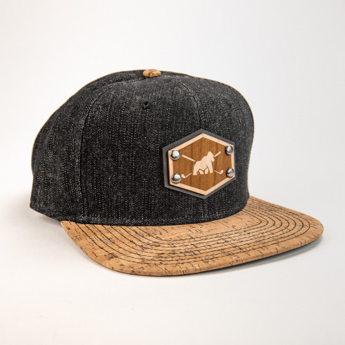 Vintage Wood Hat