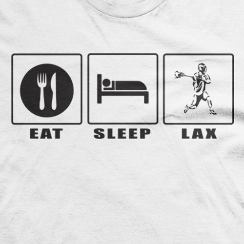 Eat Sleep Lax
