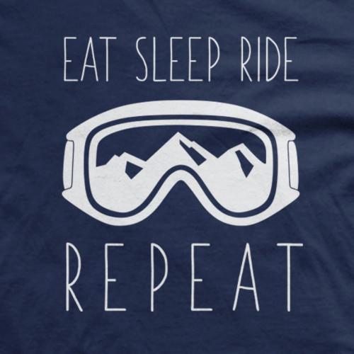 Eat. Sleep. Ride.