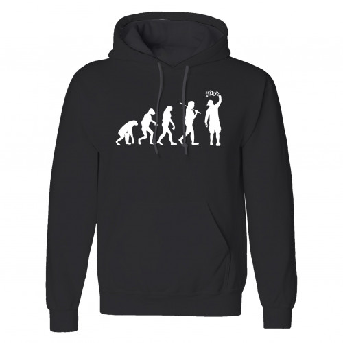 Evolution Graffiti Hood
